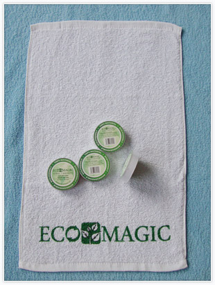 Eco Magic  Compressed Towel