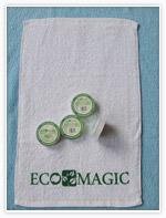 Eco Magic  Compressed Towel